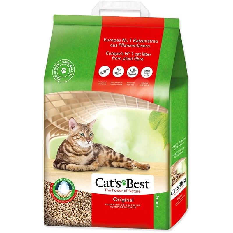 JRS Cats Best Original Cat Litter 20l / 8.6kg - Cat Litter