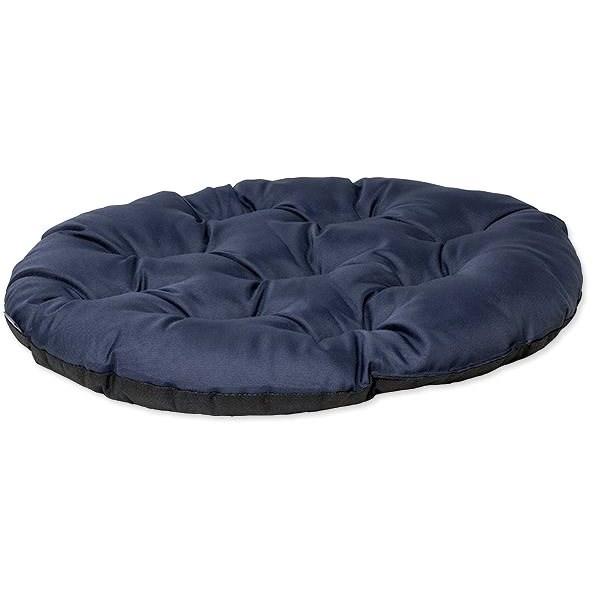 DOG FANTASY polštář basic 52×45cm tmavě modrý - Polštář pro psy