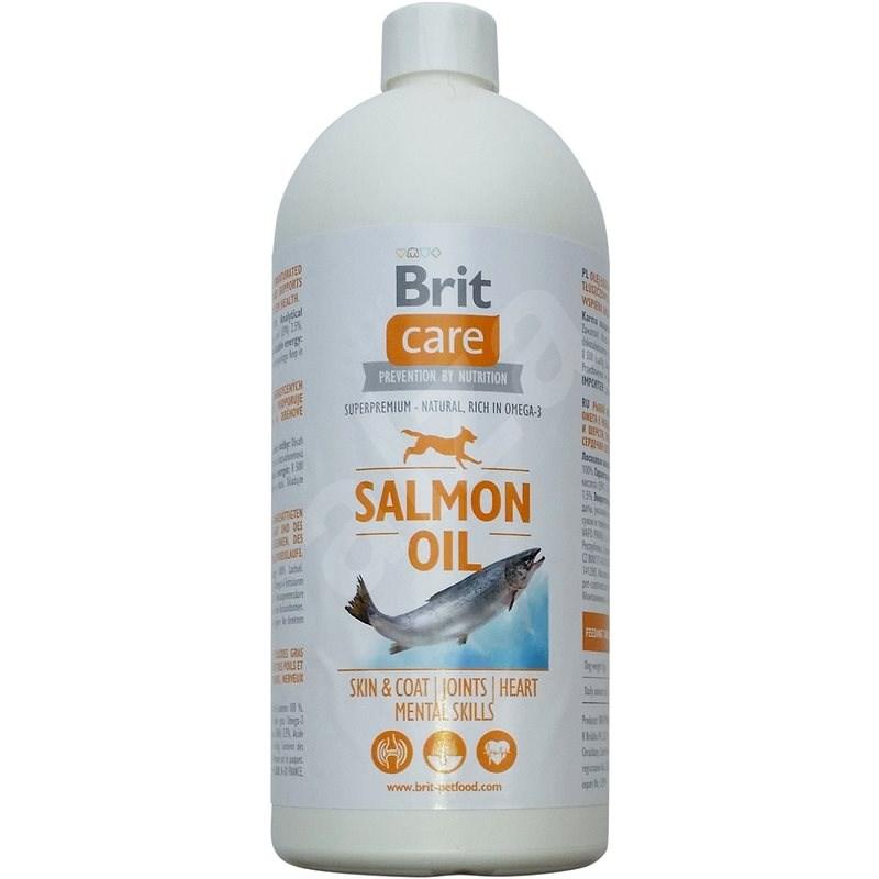 Brit Care Salmon Oil 1000 ml - Olej pro psy