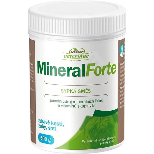 Vitar Veterinae Mineral Forte 500g - Minerály pro psy