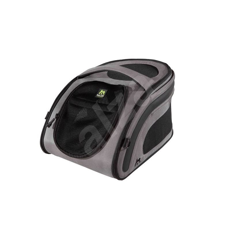 Maelson Nylon Crate for Small Dogs and Cats - Anthracite - 52 × 30 × 30cm - Dog Carriers