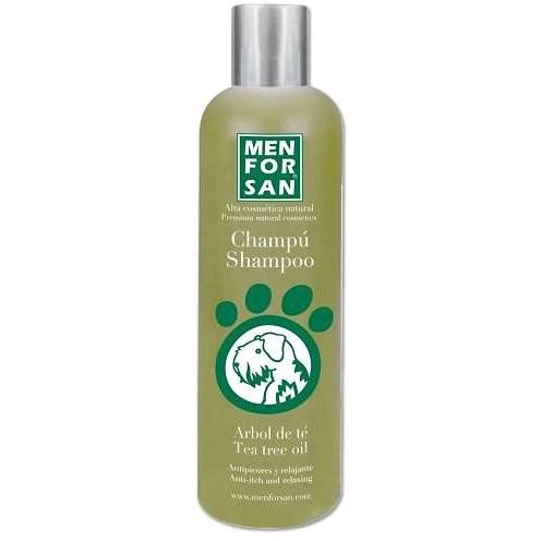 Menforsan Anti-Itch Tea Tree Oil Shampoo 300ml - Dog Shampoo