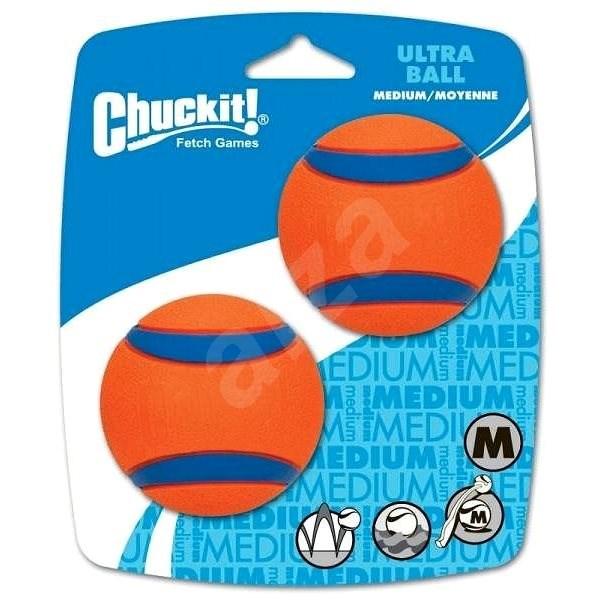 Chuckit! Ultra Ball Medium – 2 na kartě - Míček pro psy