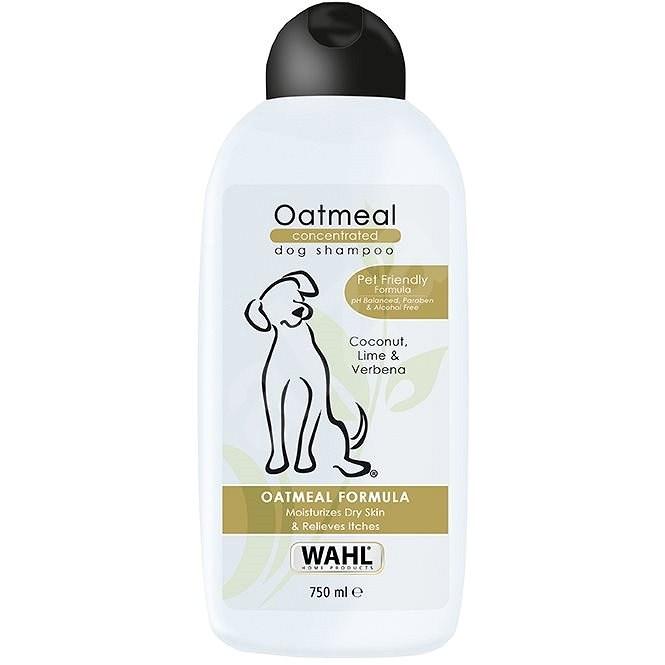Wahl Oatmeal 750 ml - Šampon pro psy