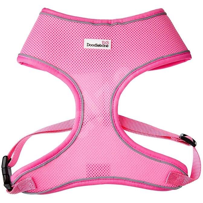 Doodlebone Airmesh Pink XS - Postroj