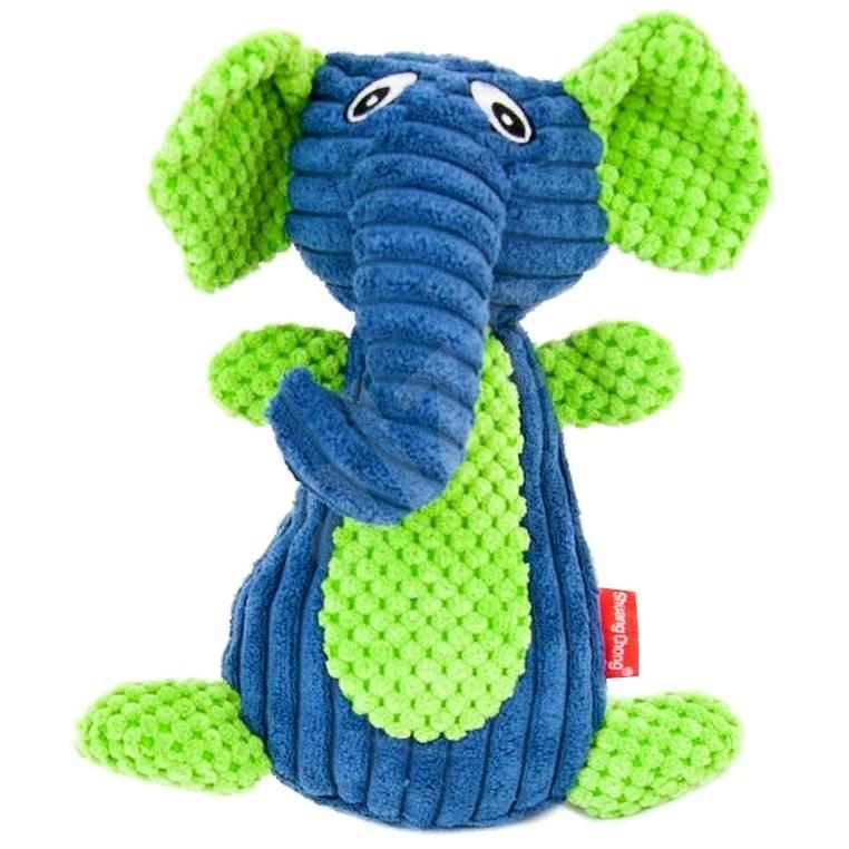 Akinu plyšová hračka pro psy slon - Hračka pro psy