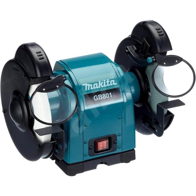 Makita GB801 - Two-wheeled bench grinder