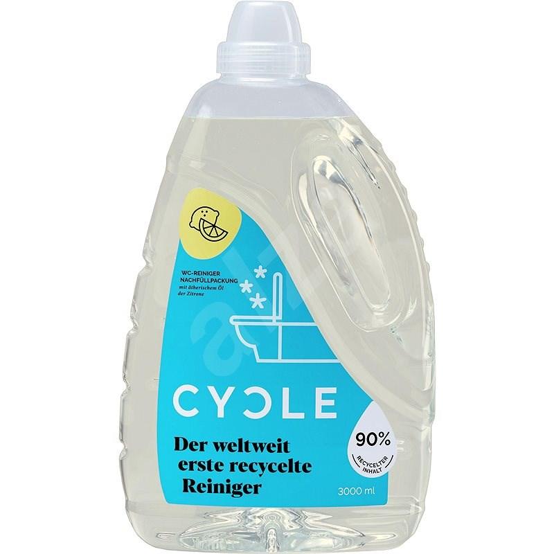 CYCLE Toilet Cleaner Refill 3 l - Eko čisticí prostředek