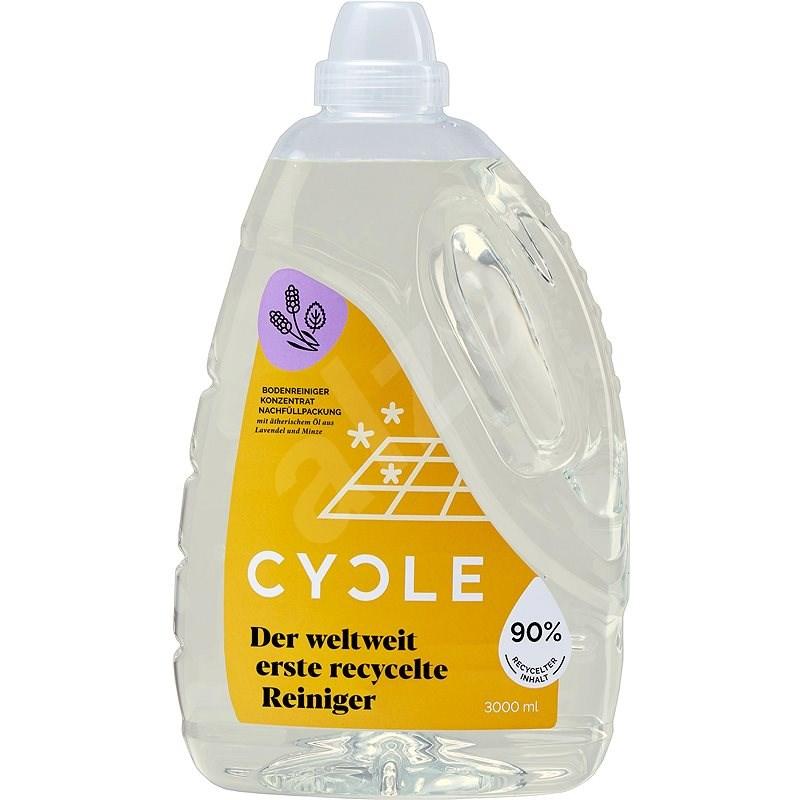CYCLE Floor Cleaner ConCentrate Refill 3 l - Eko čisticí prostředek
