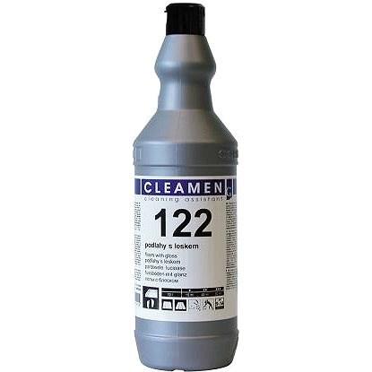 CLEAMEN 122 podlahy s leskem 1 l - Čisticí prostředek