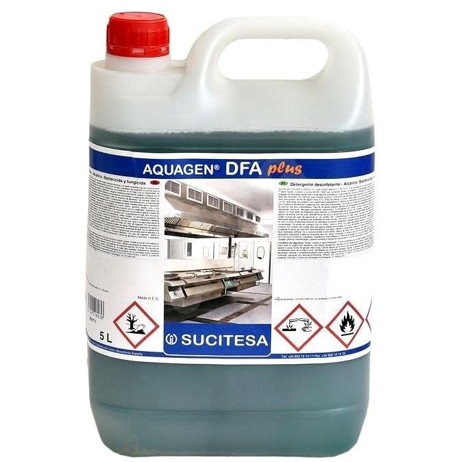 SUCITESA Aquagen DFA dezinfekce a čistič 5 l - Dezinfekce
