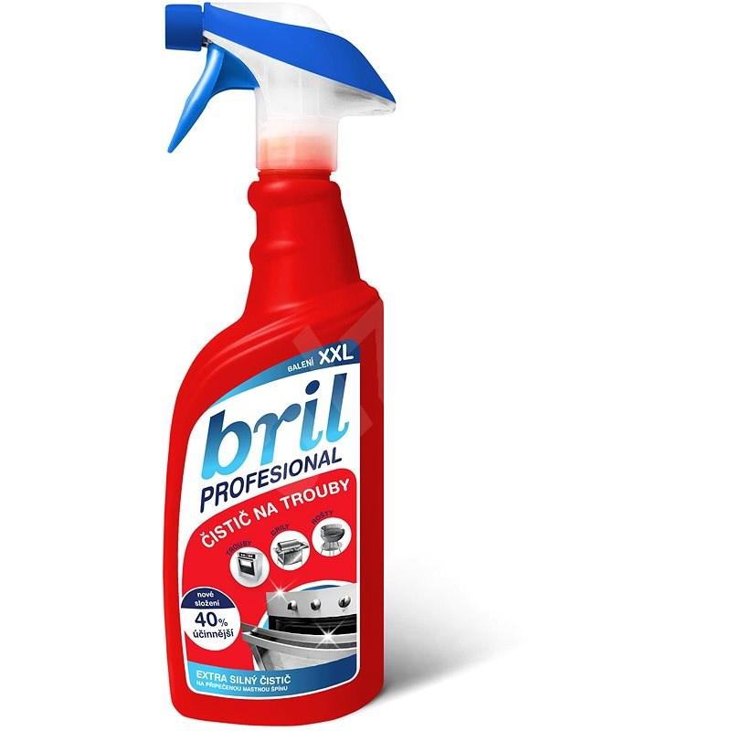 BRIL profesional čistič na trouby 750 ml - Čisticí prostředek