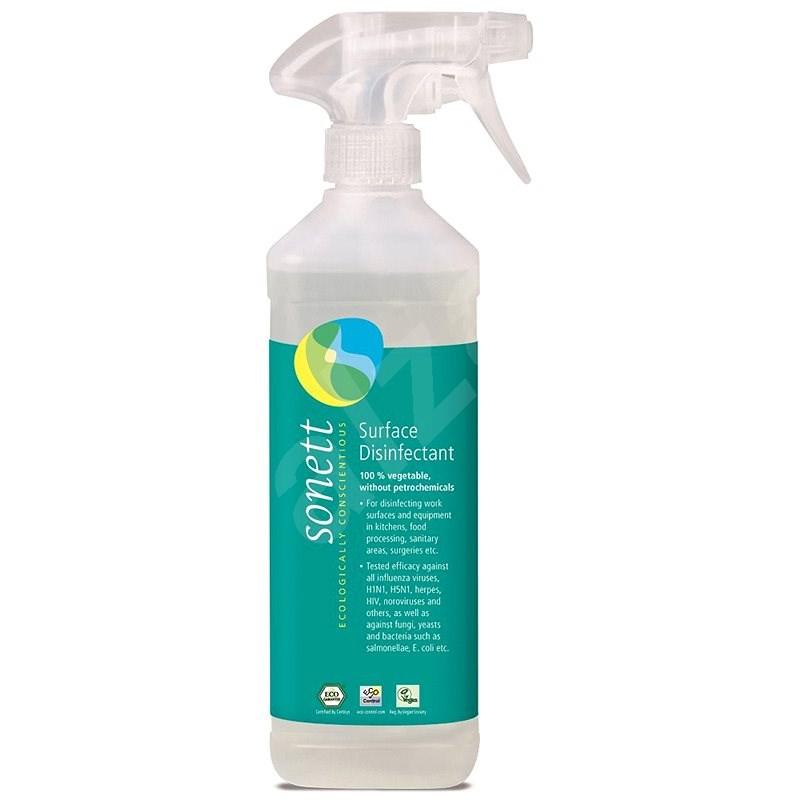 SONETT Desinfekční prostředek 500 ml - Eko čisticí prostředek