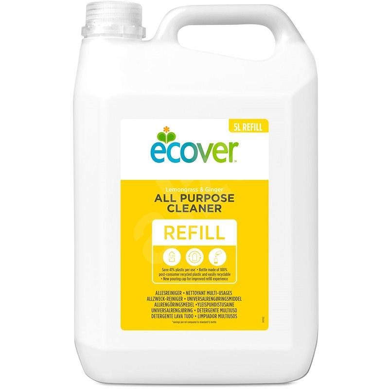 ECOVER Lemongrass & Ginger 5 l - Eko čisticí prostředek