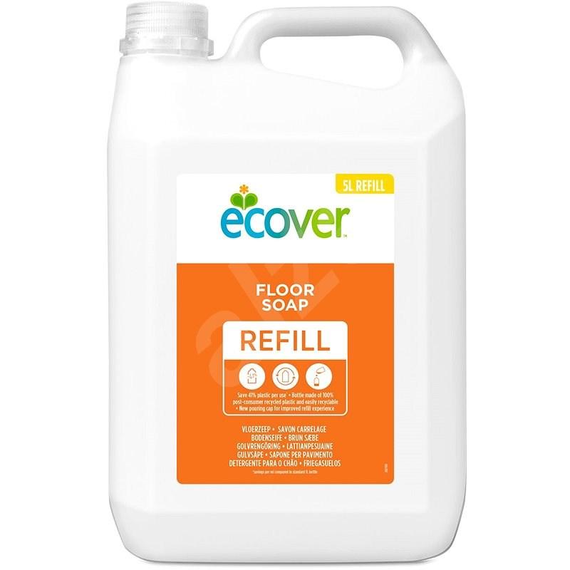 ECOVER Mýdlový čistič na podlahu 5 l - Eko čisticí prostředek