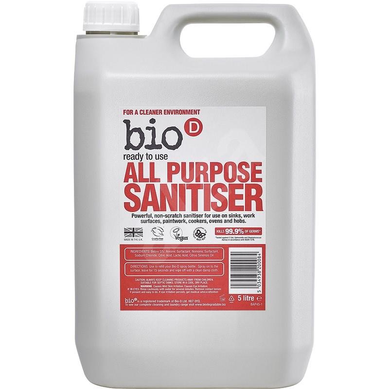 BIO-D Čistič s dezinfekcí 5 l - Eko čisticí prostředek