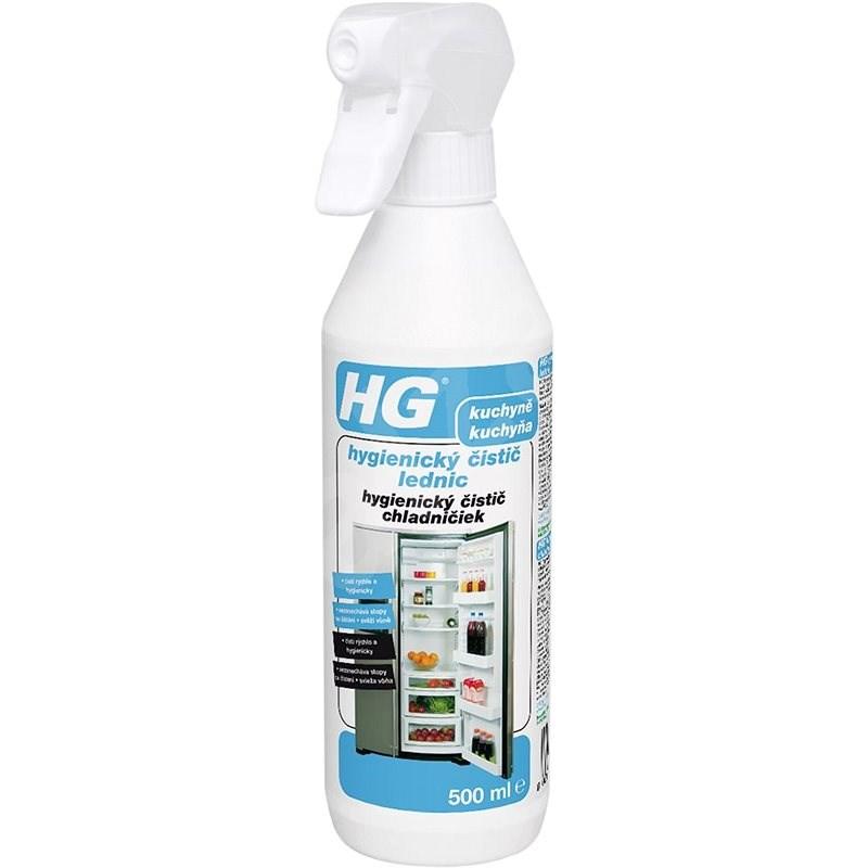 HG Hygienický čistič lednic 500 ml - Čisticí prostředek