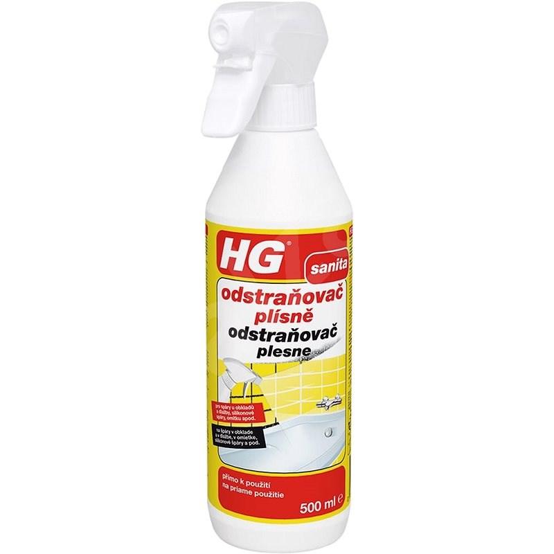 HG Odstraňovač plísně 500 ml - Čisticí prostředek