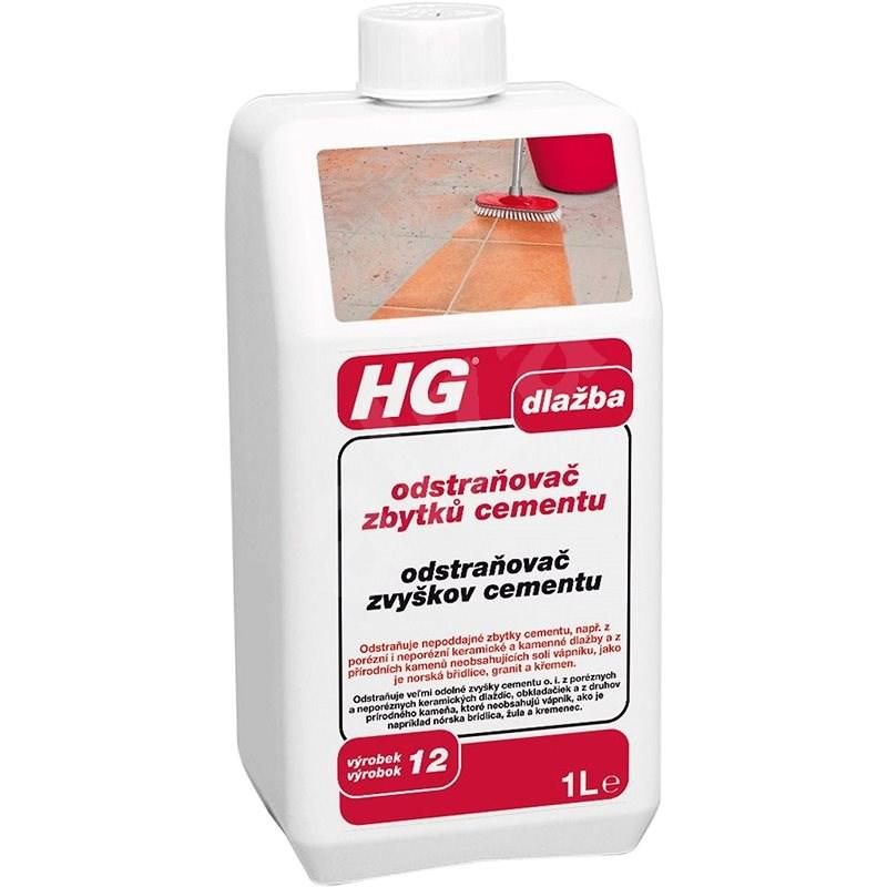 HG Odstraňovač zbytků cementu   1 l - Čisticí prostředek