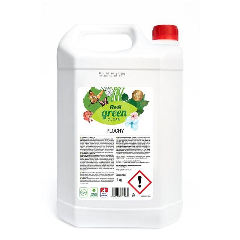 REAL GREEN plochy 5 kg - Eko čisticí prostředek