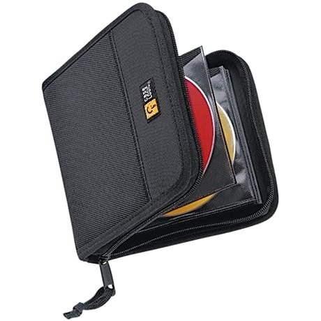 Case Logic CDW32 černé - Pouzdro na CD/DVD