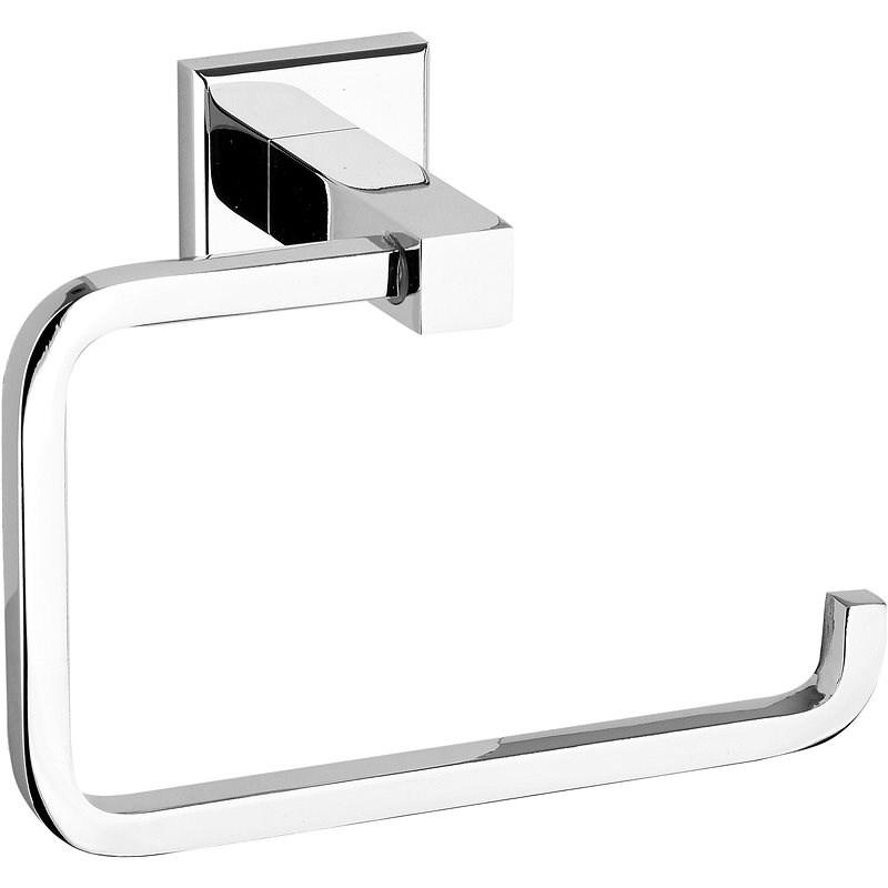 Quad Chrome Toilet Paper Holder - Toilet paper holder