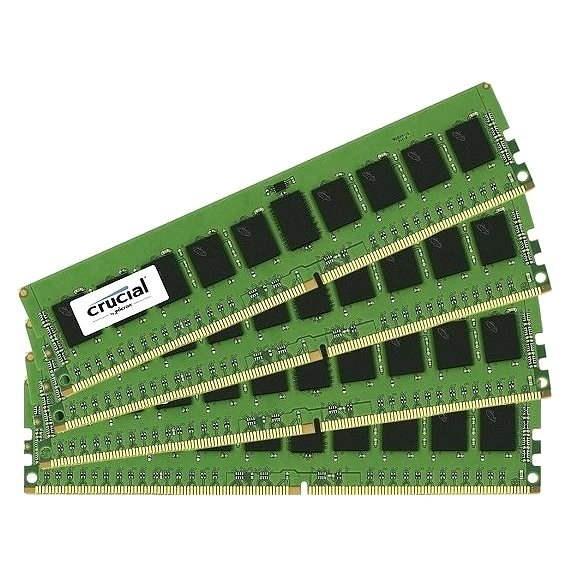 Crucial 32GB KIT DDR4 2133MHz CL15 ECC Unbuffered - Operační paměť