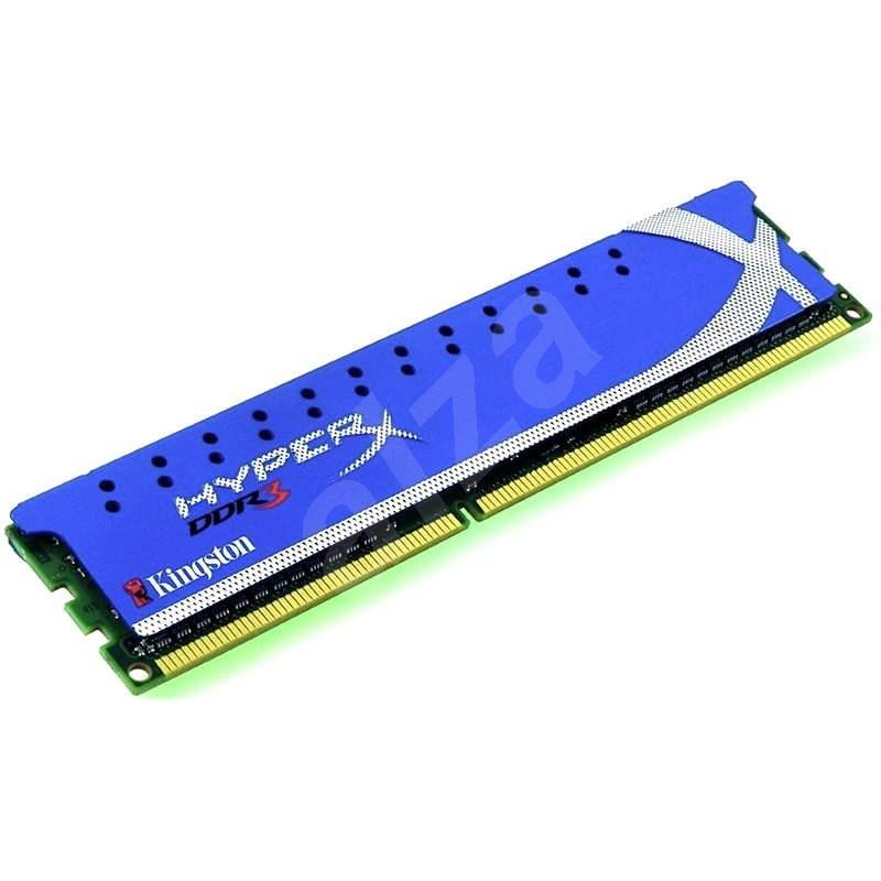 Kingston 4GB DDR3 1600MHz CL9 HyperX - Operační paměť