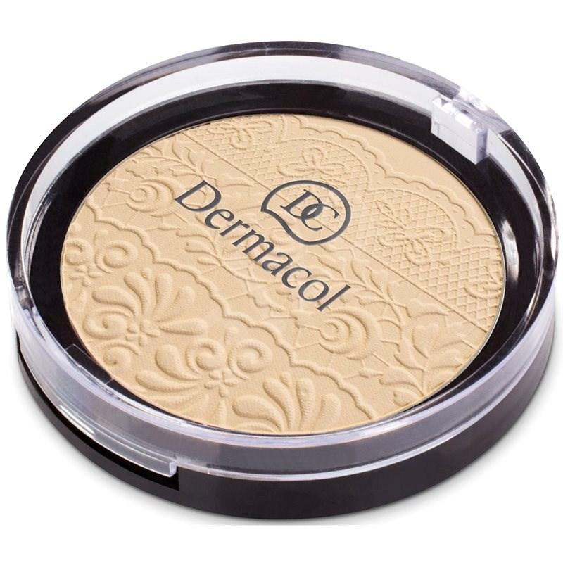 DERMACOL Compact Powder No.03 8 g - Pudr