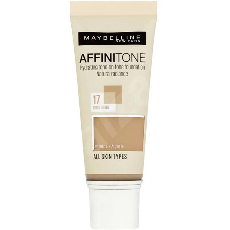 MAYBELLINE NEW YORK Affinitone 17 Rose Beige 30ml - Make-up