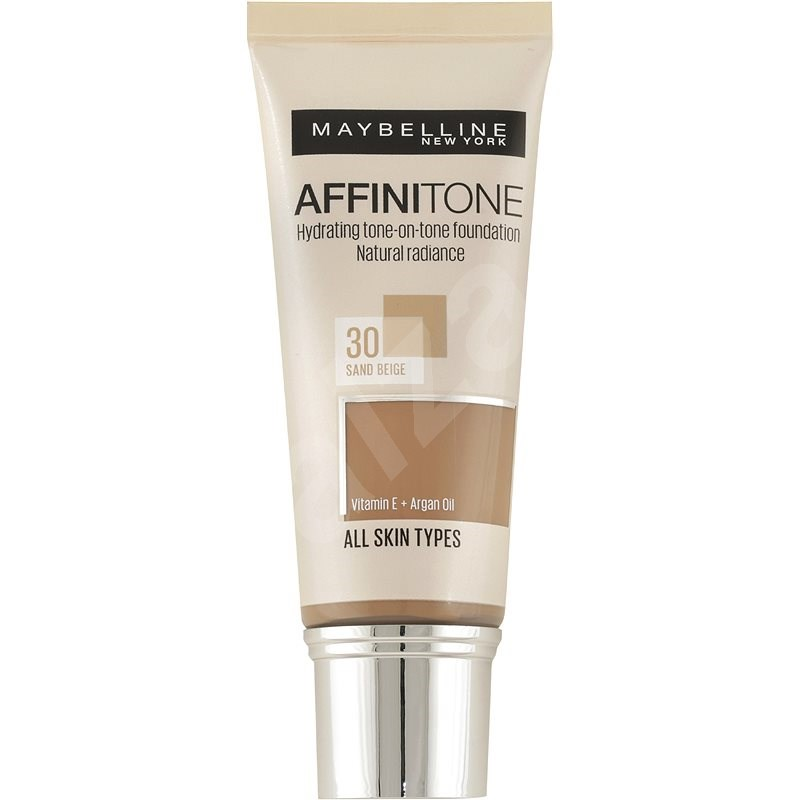 MAYBELLINE NEW YORK Affinitone Make-Up 30 Sand Beige 30 ml - Make-up