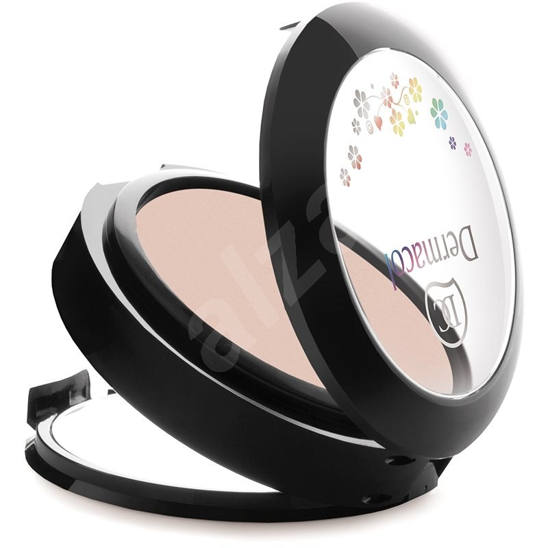DERMACOL Mineral Compact Powder No.01 8,5 g - Pudr