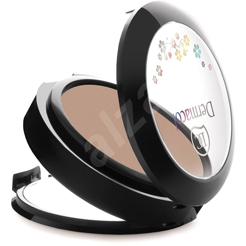 DERMACOL Mineral Compact Powder No.03 8,5 g - Pudr