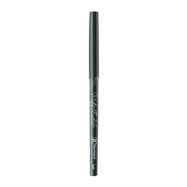 DERMACOL Fashion Matic Eyeliner č. 3 - šedá 0,4 g - Tužka na oči