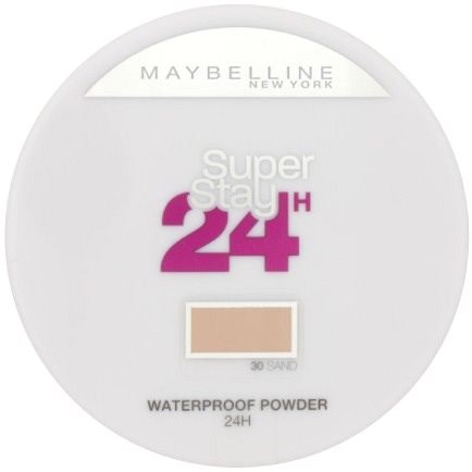 MAYBELLINE NEW YORK Super Stay 24H Long-Lasting 030 Sand 9 g - Pudr