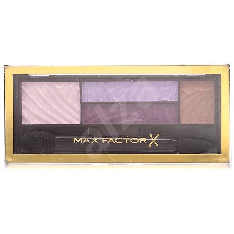 MAX FACTOR Smokey Eye Drama Kit 04 Luxe Lilacs - Paletka očních stínů