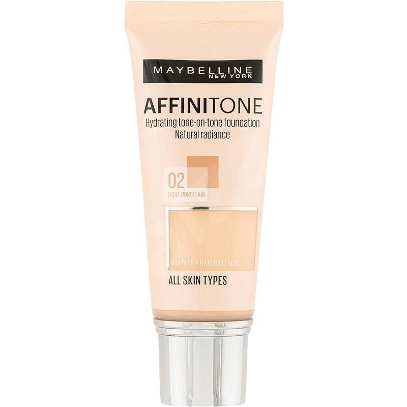 MAYBELLINE NEW YORK Affinitone Make-Up 02 Light Porcelain 30 ml - Make-up