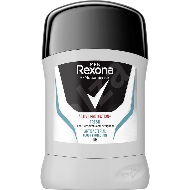 Rexona Men Active Protection Fresh tuhý antiperspirant pro muže 50ml - Pánský antiperspirant