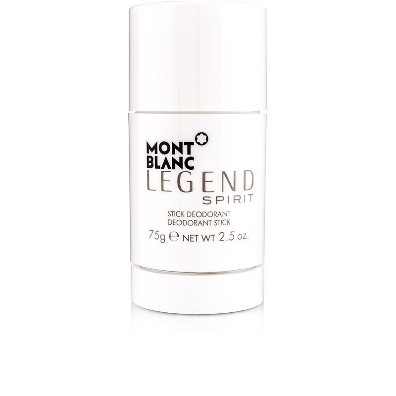 MONT BLANC Legend Spirit Deostick 75ml - Men's Deodorant