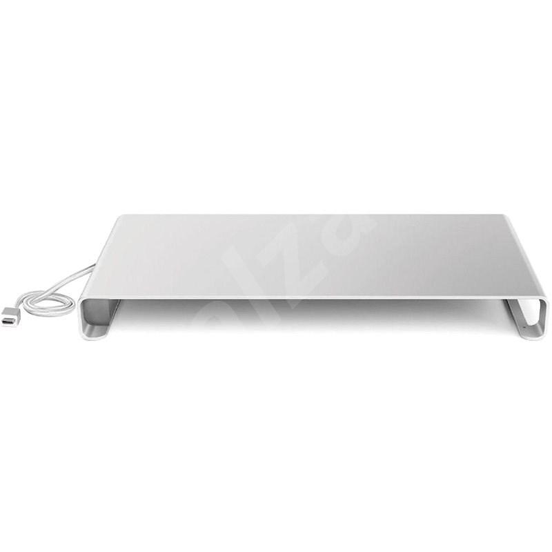 Desire2 s USB/ USB-C portem stříbrný - Podstavec pod monitor