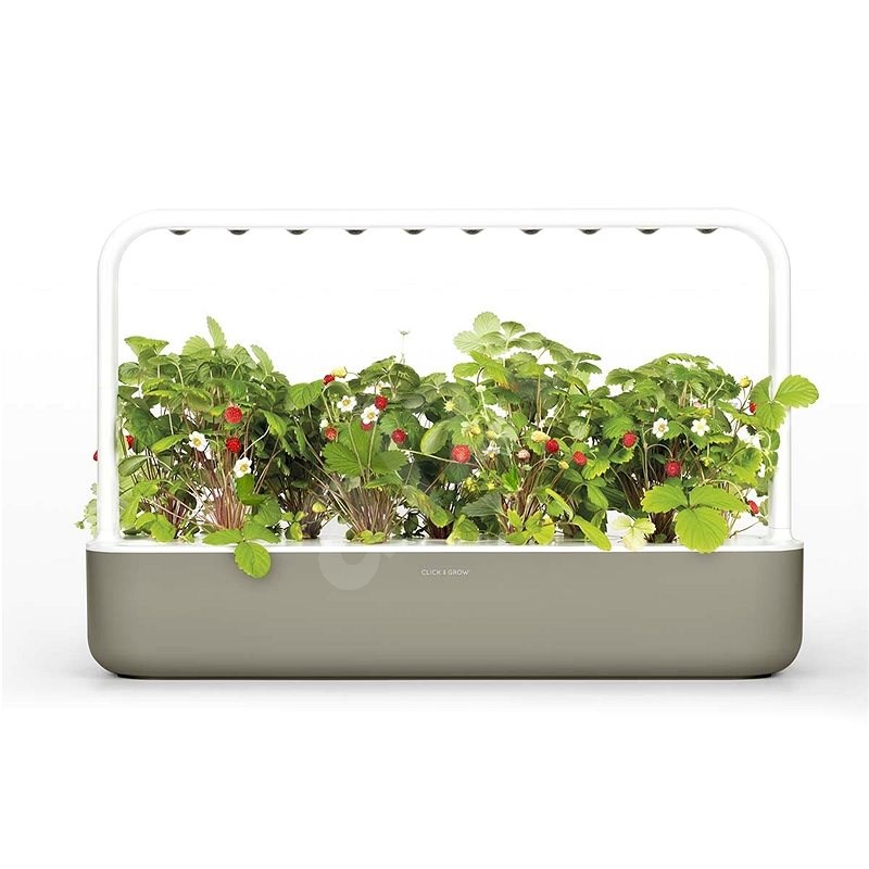 Click and Grow Smart Garden 9 béžový - Chytrý květináč