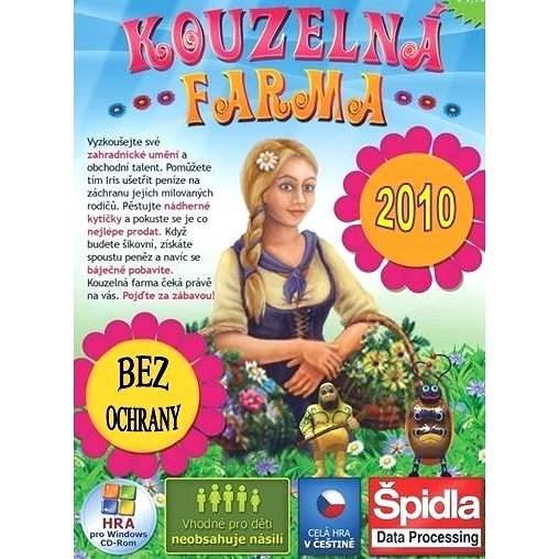 Kouzelná farma - Hra na PC
