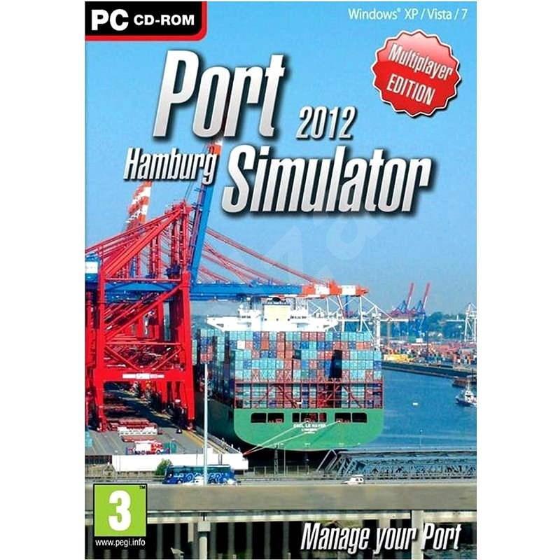 Port Simulator 2012 - Hra na PC