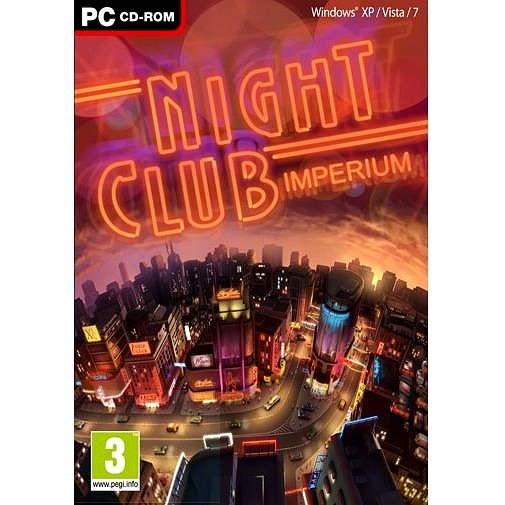 Nightclub Emporium - Hra na PC