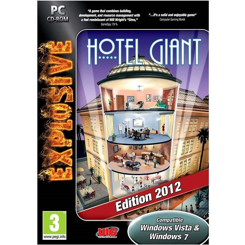Hotel Giant 1 Edition 2012 - Hra na PC