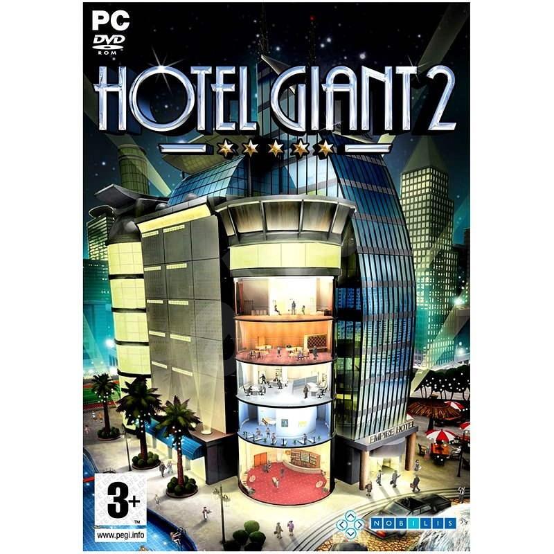 Hotel Giant 2 - Hra na PC