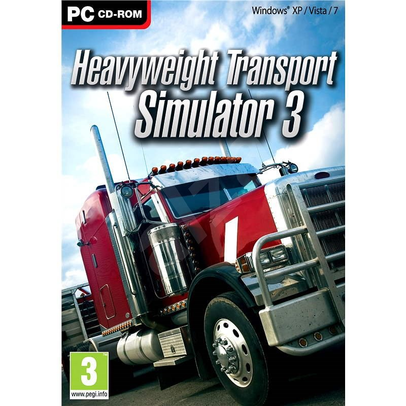 Heavyweight Transport Simulator 3 - Hra na PC
