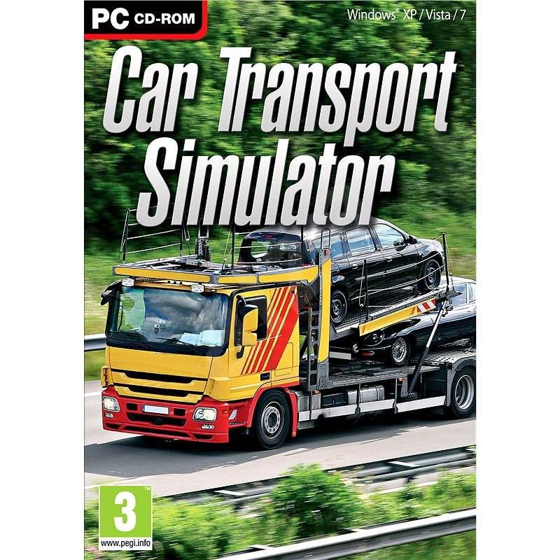 Car Transport Simulator - Hra na PC