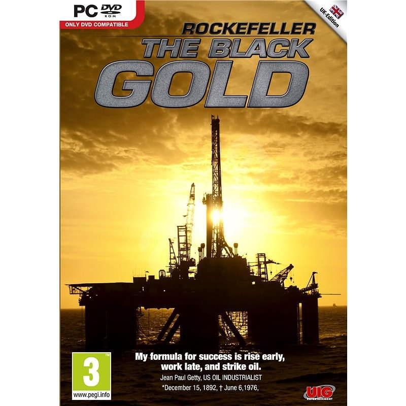 The Black Gold - Hra na PC