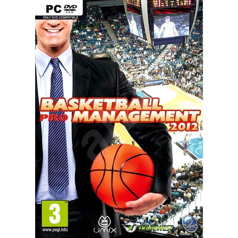 Basketball Pro Management 2012 - Hra na PC
